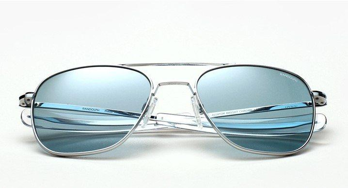 Randolph Engineering Blue Tinted Aviators