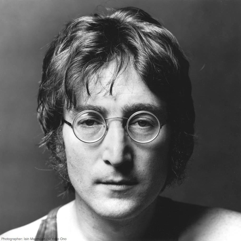 John Lennon NHS frame
